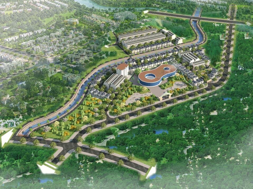 Dự án đầu tư xây dựng Khu dân cư Quang Trung - Quang Vinh, Thành phố Thái Nguyên