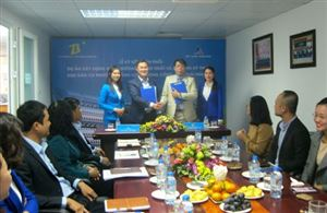 Thiên Lộc – Đất Xanh ký kết phân phối sản phẩm Dự án Khu Dân cư phường Thắng Lợi, TP Sông Công, Thái Nguyên