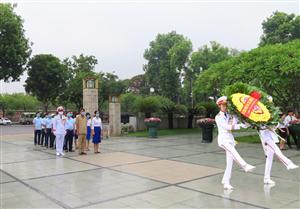 Cán bộ nhân viên Công ty Cổ phần Đầu tư Xây dựng Thiên Lộc tổ chức Lễ dâng hương tưởng nhớ các Anh hùng Liệt sỹ nhân ngày 27/7