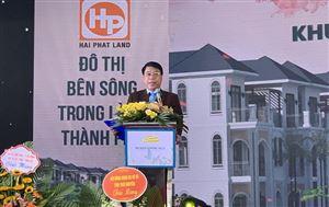 """Dự án bất động sản """"gây sốt"""" vùng ven Hà Nội"""