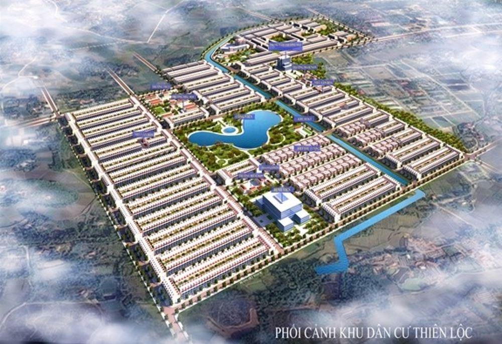 """Bất động sản Sông Công - """"đòn bẩy"""" từ những dự án chất lượng"""