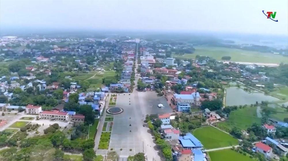 Thành phố Sông Công từng bước xây dựng và phát triển đô thị