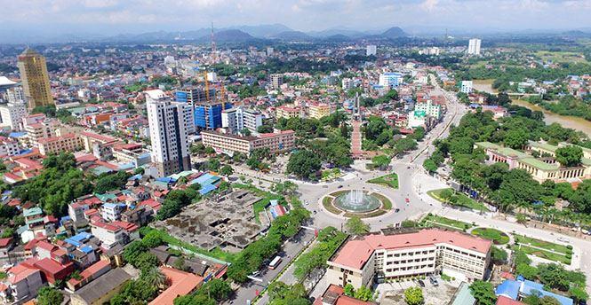 """Thái Nguyên: Những dự án bất động sản góp phần làm thay đổi """"bộ mặt"""" đô thị"""
