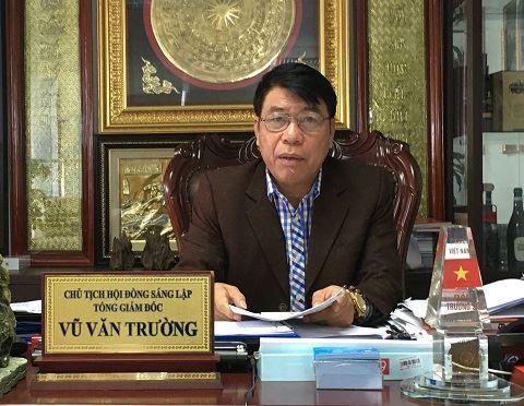 """Doanh nhân Vũ Văn Trường: """"Chất lính cụ Hồ"""" trên mặt trận kinh tế"""