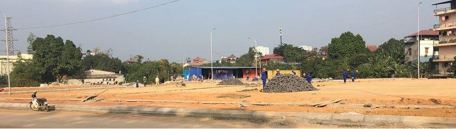 Nhà đầu tư nhòm ngó thị trường Sông Công