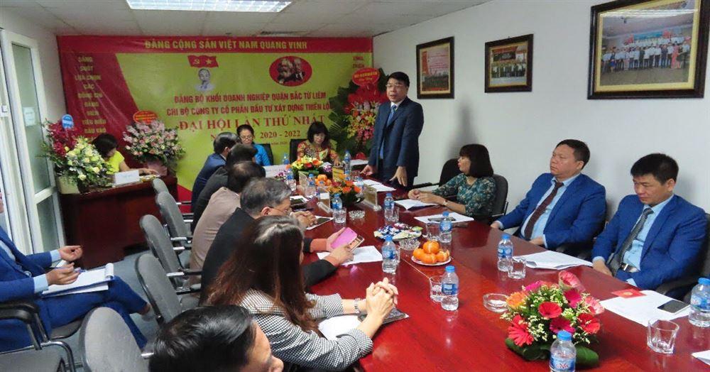 Thiên Lộc: Khẳng định vai trò lãnh đạo của tổ chức Đảng trong sản xuất kinh doanh