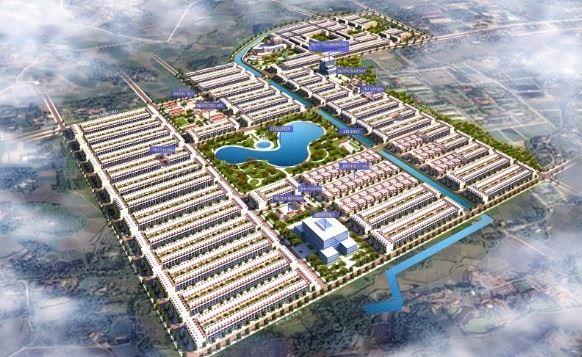 Bất động sản công nghiệp: Lực đẩy cơn sốt đất nền Sông Công