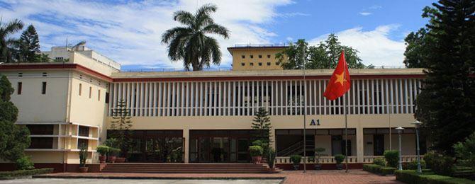 Trụ sở Viện Khoa học Công nghệ Việt Nam (Hà Nội)