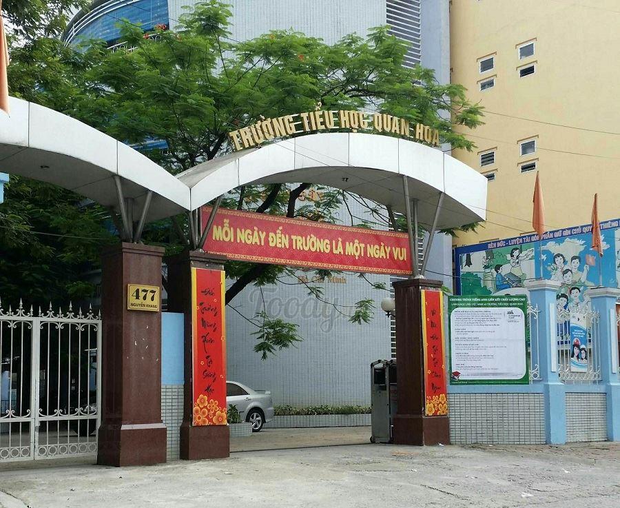 Trường Tiểu học Quan Hoa (Hà Nội)