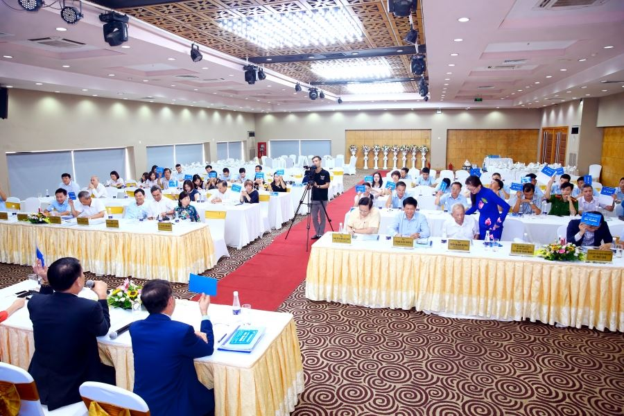 [Album] Công ty CP Đầu tư Xây dựng Thiên Lộc tổ chức Đại hội đồng cổ đông năm 2019 và lễ kỷ niệm Ngày thành lập Công ty (09/6/2009 – 09/6/2019)