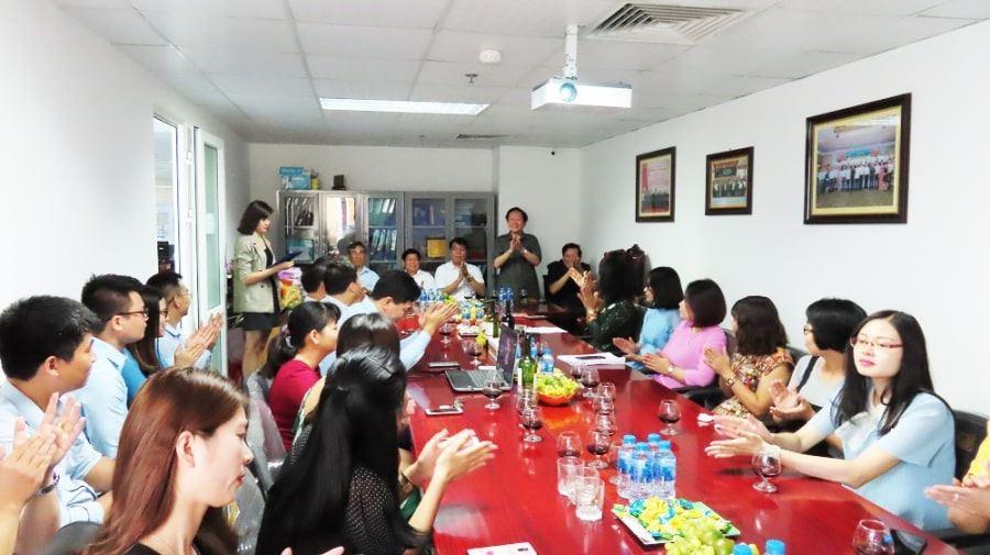Công ty CP Đầu tư Xây dựng Thiên Lộc tổ chức buổi gặp mặt chào mừng ngày phụ nữ Việt Nam 20/10/2019