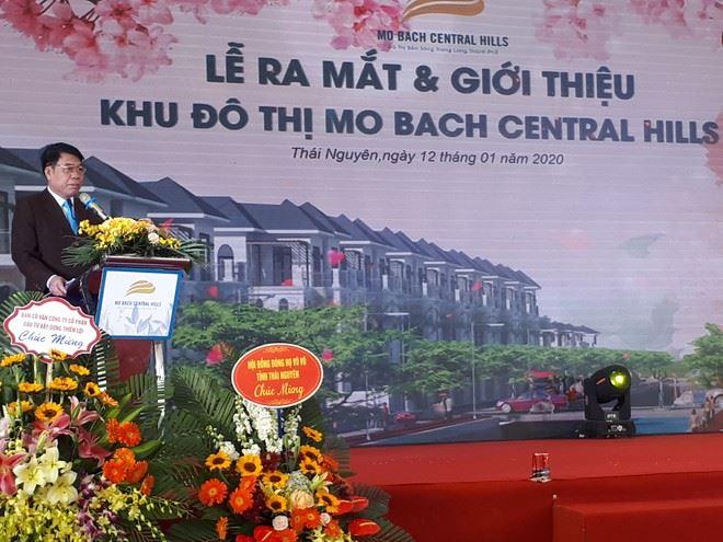 Ra mắt dự án Mo Bach Central Hills tại Thái Nguyên