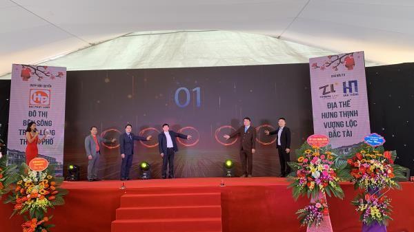 Công ty CP Đầu tư - Xây dựng Thiên Lộc: Khẳng định vị thế của nhà đầu tư lớn